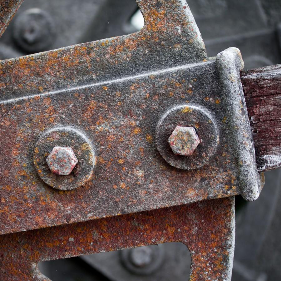 Moret sur Loing, møllehjul